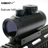 Mira Red Dot 1x40 Para Rifle O Pistola