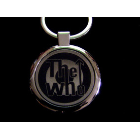 Chaveiro The Who Rock