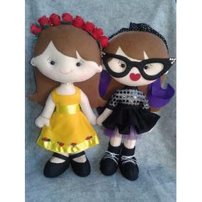 Boneca Isabela E Manuela