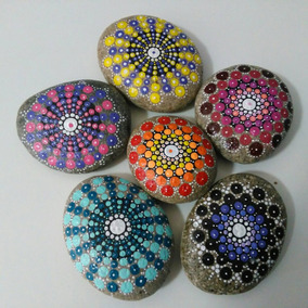 Piedras Decoradas Pintadas