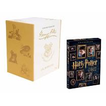 Box Harry Potter (7 Livros) + Dvds Originais (8 Filmes) #