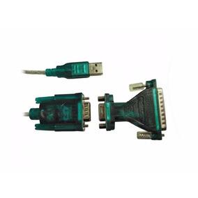 Cabo Conversor Usb Para Serial Integris C232j