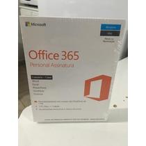 Office Lacrado Original Na Caixa 365 1 Ano 1 Pc Ou Mac