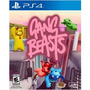 Ps4 Gang Beasts / Fisico