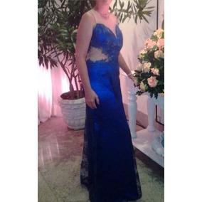 Vestido Azul De Festa , Formatura ,casamento