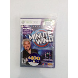 Minute To Win It Xbox 360 Kinect Sensor