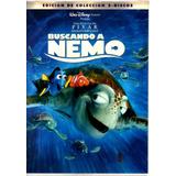 Buscando A Nemo ( Disney ) Dvd Original Edición De 2 Discos