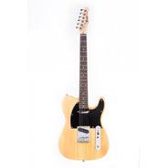 Guitarra Electrica Tipo Telecaster Field Color Madera