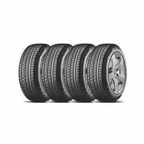 Kit Pneu Pirelli 195/65r15 P7 91h 4 Unidades
