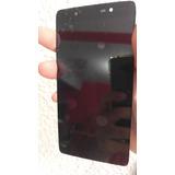 Alcatel One Ídol 4 Ot6055 Display Y Touch Envio Gratis
