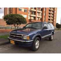 Chevrolet Blazer 1997 Full