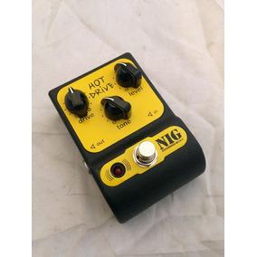 Pedal Nig Hot Drive - Overdrive
