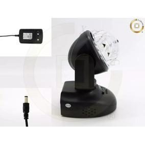 Mini Moving Led Rgb Profissional Importado New Hl080
