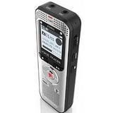 Grabador De Voz Philips Dvt2000 De 4gb, Conexión Usb