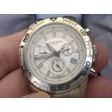 Relógio Akribos Alemão Swiss Original Importado Fte. Grátis