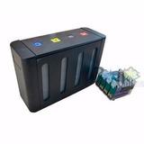 Sistema Continuo De Lujo Epson 197 Xp201 Xp211 Xp401 Xp411