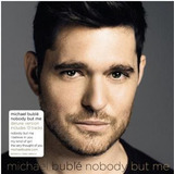 Buble Michael Nobody But Me Deluxe Edition Cd Nuevo