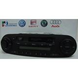 Radio Toca Fitas Original Vw Novo P New Beetle 1c0035157