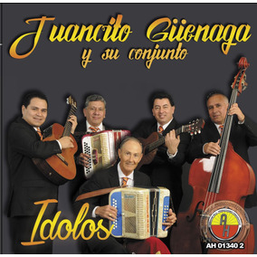 Juancito Güenaga - Idolos Cd Nuevo Y Sellado