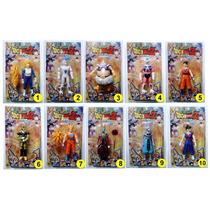 Dragon Ball Z Kit Bonecos Articulados Valor Unitário