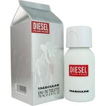 Perfume Diesel Plus Plus 75ml Masculino Original Liquidação.