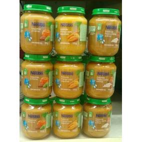 Papinha Salgada Nestlé 170gramas 20 Unidades