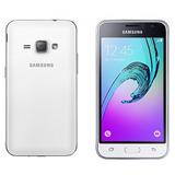 Celular Samsung Galaxy J1-j120 Branco, 3g, Dual Chip, Tela 4