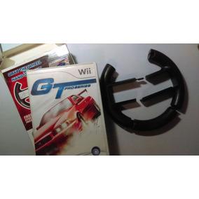 Wii: Gt Pro Series (volante Incluido)