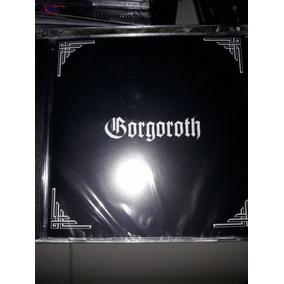 Gorgoroth Pentagram Cd Lacrado