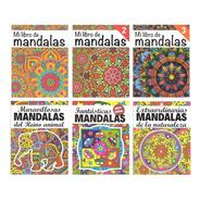 + Mandalas Iluminar Colorear Rélajate  Armoniza