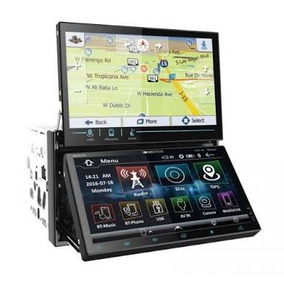 Dvd Player Soundstream Vrn-dd7hb, 2 Telas -ñ Pioneer Kenwood