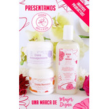 Ácido Hialurónico Agua De Rosas Crema De Camote Silvestre