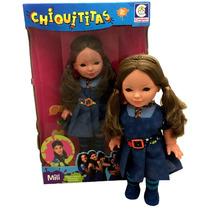 Boneca Grande Mili Novela Chiquititas Sbt Original Cotiplás