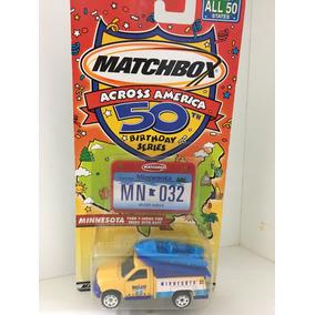 Coleção Matchbox Across América Mn-032. Complete Sua Cole