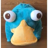 Perry El Ornitorrinco Phineas Y Fer Original Pillow Pet