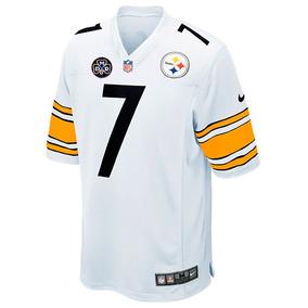 Pittsburgh Steelers Uniforme 1 Nfl - Camisetas Manga Curta no ... 9c6897f5c00af