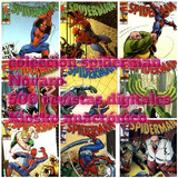 Spider-man Editorial Novaro 500 Revistas Antiguas Digitales