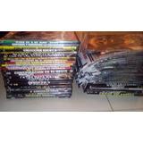 Combo Super Lote +107 Peliculas Dvd Con Listado Completo!