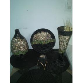 juego de jarrones decorativos - Jarrones Decorativos
