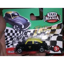 Vocho Taxi Chico Puebla Vw - Taxi Mania