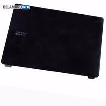 Carcaça Face A + B Notebook E1-532 E1-572 - Usado (8555)