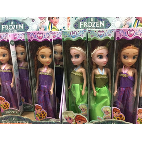 Barbie Frozen 20 Cm Niñas Muñeca