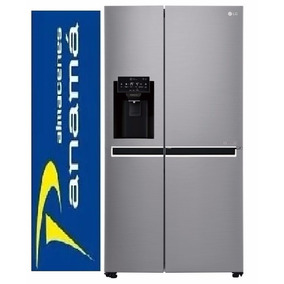 Lg Refrigeradora Side By Side 601 Litros Nuevo Modelo
