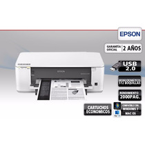 Impresora Epson Monocromatica K101 Nueva De Paquete