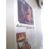 Antigua Publicidad Galletitas Terrabusi - Te Para Dos