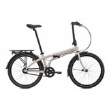 Bicicleta - Tern Node D7i - Con Guardabarros Y Portapaquetes