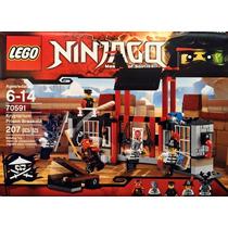 Lego Ninjago 70591 207 Piezas Mejor Precio!!