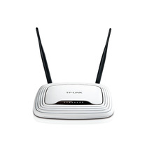 Router Inalambrico Tp Link 300mpbs Tl-wr841n 2 Antenas Wifi