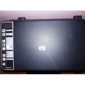 Hp Deskjet F4180 Todo-en-uno Impresora, Escáner Y Copiadora