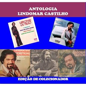 Cd Antologia Lindomar Castilho- Edição Para Colecionador